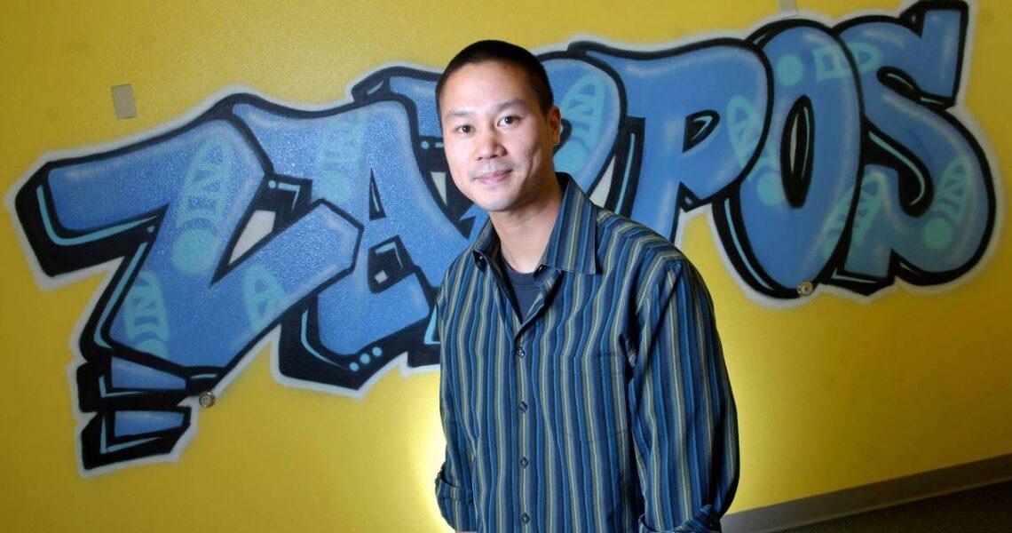 #RIP Tony Hsieh